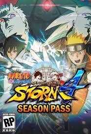 Buy Naruto Shippuden: Ultimate Ninja Storm 4 Season Pass Steam