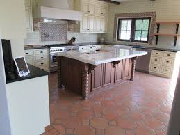 spanish tile kitchen floor home design ideas and pictures