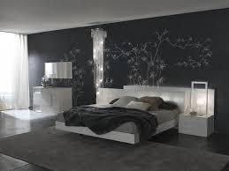 Einzigartige Motiv Bett Blatt In Schwarz Blau Schlafzimmer