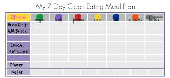 one week menu planner blank monthly menu planner template 2016 work week calendar