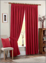 Red Curtains Living Room Dark Red Curtains Living Room Carameloffers