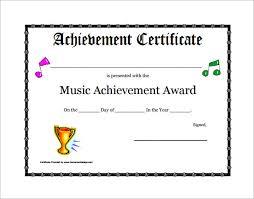 Piano Certificate Template Music Recital Certificate Template Launchosiris Com