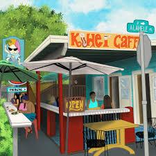 Honu poké & matcha bar jakarta; Kihei Caffe