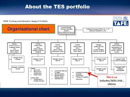 Tafe Nsw Organisational Chart Ppt Presented By The Tafe Nsw Industry Skills Unit