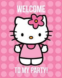 Hello Kitty Free Printables Created This 16 X 20 Hello