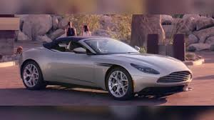 Aston Martin DB11 Volante - price, specs and oictures revealed for ...