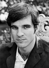Although I have to admit, I'm still not seeing the resemblance below between Steve Martin and him, do you? - steve-martin