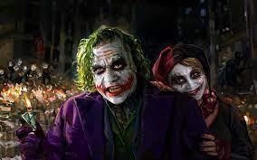 Harley Quinn, Joker, DC Comics, Artwork ...