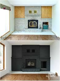 outdoor metal outdoor grey slate fireplace
