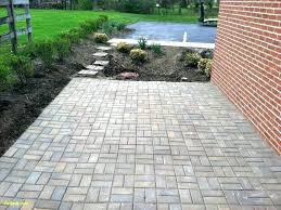 install brick patio cost to install patio average cost of patio average cost of patio best