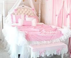 frilly bedding luxury pink cotton rose girls tulle ruffle bedding pink frilly bedding uk frilly bedding more views pink frilly bedding uk
