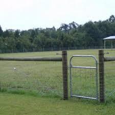 metal farm fence. Photo Of Schneider Farm Fence - McDavid, FL, United States Metal Farm Fence A