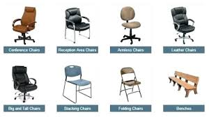 types dining room chair style names