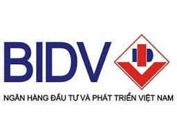 Kết quả hình ảnh cho logo ngân hàng bidv