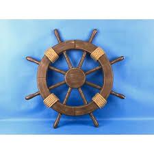 unique nautical decor design ship wheel wall cozy handcrafted rustic  reviews decorations