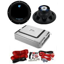 cheap best car audio subs best car audio subs deals on line get quotations · 2 planet audio ac12d 12 car subwoofer subs vm audio 2 channel amp