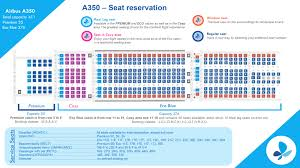 Airbus A350 900 Seating Chart A350 Seat Map Airlinereporter Airlinereporter