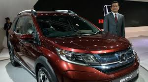 new car launches hondaHonda Cars India unveils 7seater crossover utility BRV