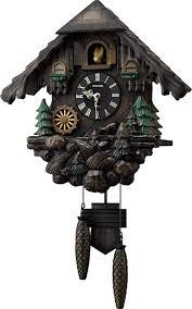 <b>RHYTHM Часы</b> с кукушкой - купить настенные <b>часы</b> в магазине ...