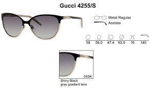 gucci 126 4. gucci eyewear women\u0027s cat eye fashion sunglasses 126 4