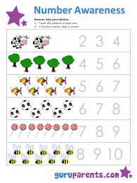 number identification worksheets identifying numbers worksheets ...