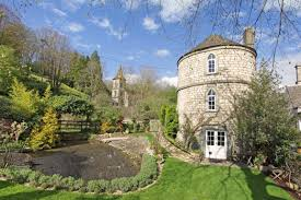 the chalford roundhouse a stone tower house small bliss exterior3 via smallhouse