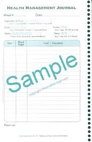 Sample Food Logs How To Make A Food Diary Healthy Examples Weight Loss Log