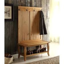 Coat Rack Calgary Magnificent Hall Tree Sale Hill Hall Tree In Antique Brown Bench Coat Rack Bench