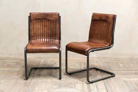 leather restaurant chairs. Stackable Leather Dining Chairs Excellent Tan With Regard To Industrial Style . Restaurant