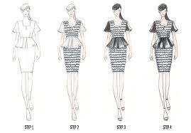Fashion Illustration How To Sketch With Vikki Yau Sew Mama Sew