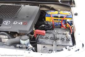 Dual Battery Tray - Toyota Hilux 2005-2015 3.0lt Turbo Diesel Engine ...