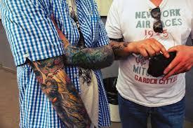 Ink It Up Traditional Tattoos московская тату конвенция 2014