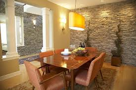 Small Picture Choose Stone and Brick For Interior Design