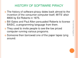 essay on piracy file