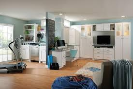 Home gym design ideas basement basement traditional with multipurpose room  wood floors sliding glass doors