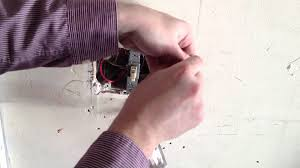 how to install a basic wire in timer for outdoor lights youtube Motion Light Wiring Diagram at Outside Lights On A Timer Wiring Diagram