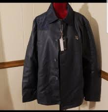 vg world collection leather jacket