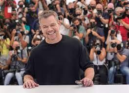 On Fallon, Matt Damon discusses ...