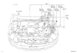 toyota yaris scp10l chmrkw electrical wiring clamp register