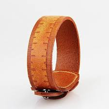product images gallery fashion cowhide bracelets retro leather line wide