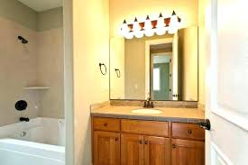 bathroom lighting above mirror. Bathroom Light Above Mirror Wall Lights Inspirational Design Lighting