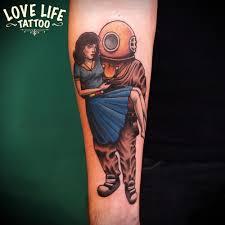 татуировка бриллианта главная тату салон в москве Love Life