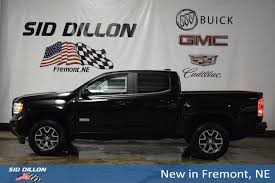 new 2018 gmc canyon 4wd all terrain w leather crew cab in fremont