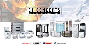 <b>CT CONCEPTS</b> | FOOD EQUIPMENT