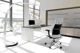 white modern office. Exellent Office White Desk Chair Office For Modern K
