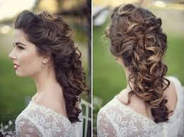 other images in this gallery side ponytail wedding hairstyle for long hair