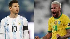 Brezilyalı Neymar, Arjantin maçı öncesi Messi'yi destekleyenlere küfretti -  Tokat Gündem