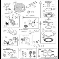 bathroom fan motor wiring diagram bathroom image nutone products nutone 9093wh deluxe heat vent light replacement on bathroom fan motor wiring diagram