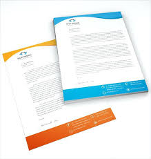 Corporate Letterhead Template Corporate Letterhead Design Free Download Best Company Online