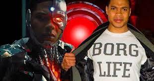 Самые новые твиты от ray fisher (@ray8fisher): Cyborg Star Ray Fisher Talks Justice League In Q A